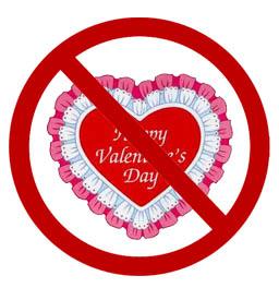 stop valentine's day