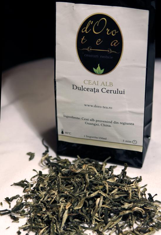 ceai alb D'Oro Tea