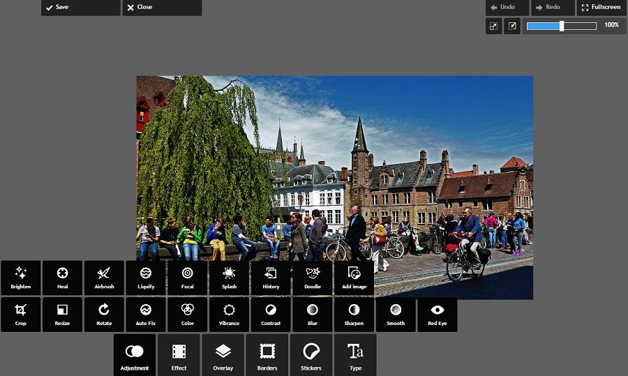 Resurse online gratuite pentru editat fotografii