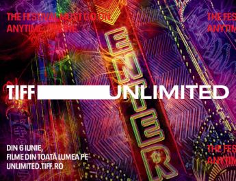 TIFF Unlimited, adevărata cultură cinematografică