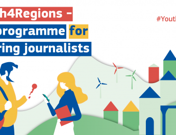 Comisia Europeană a lansat Youth4Regions 2020, competiția pentru tinerii jurnaliști